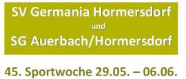 45. Sportwoche 29.05. – 06.06.15